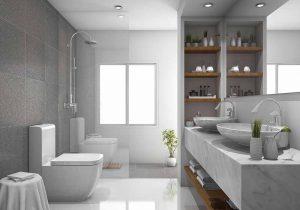 طراحی سرویس بهداشتی - قصرنور