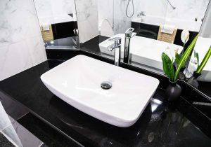 سرویس آینه دستشویی - قصر نور