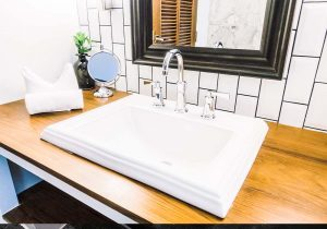 قصرنور - سرویس آینه دستشویی