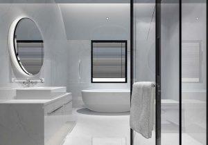 ست آیینه و دستشویی - قصرنور